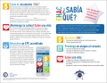 EHAC Brochure (Spanish Version) 2017